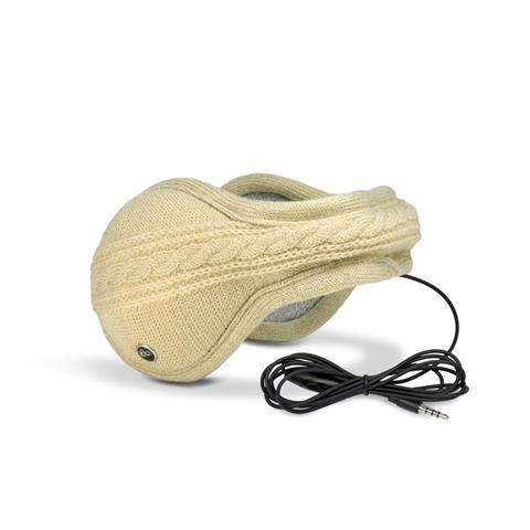 180s Toast Ear Warmer with Headphones Womens