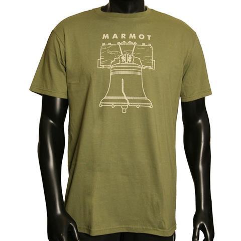 Marmot Liberty Bell Tee Mens