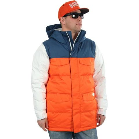 Burton Deerfield Puffy Jacket Mens