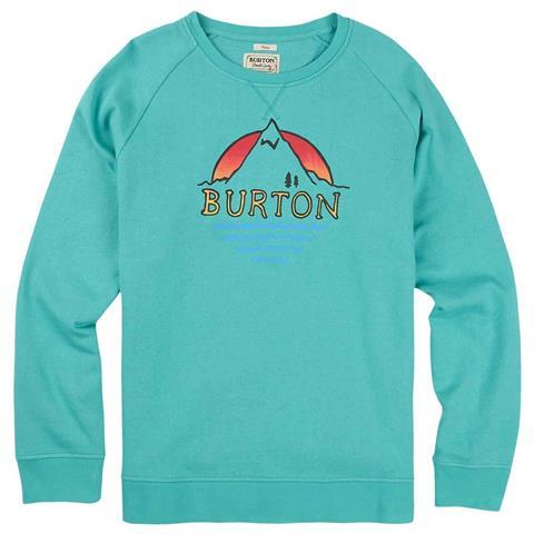Burton Panorama Crew Pullover Mens