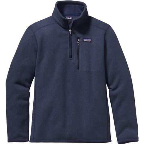 Patagonia Better Sweater 1/4 Zip Boys