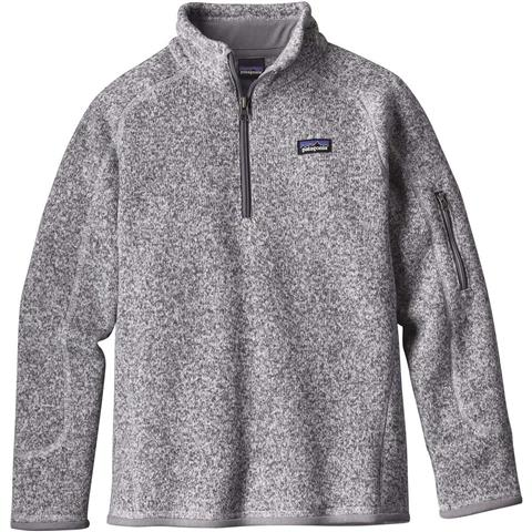 Patagonia Better Sweater 1/4 Zip Girls