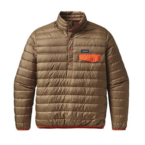 Patagonia Down Snap T Pullover Mens