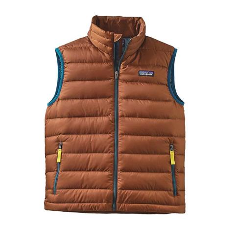 Patagonia Down Sweater Vest Boys