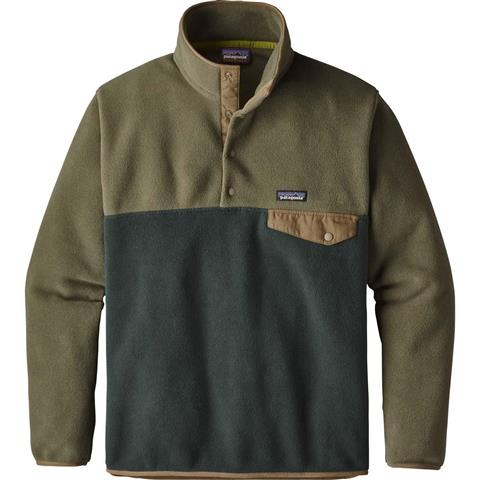Patagonia Lightweight Synchilla Snap T Pullover Mens