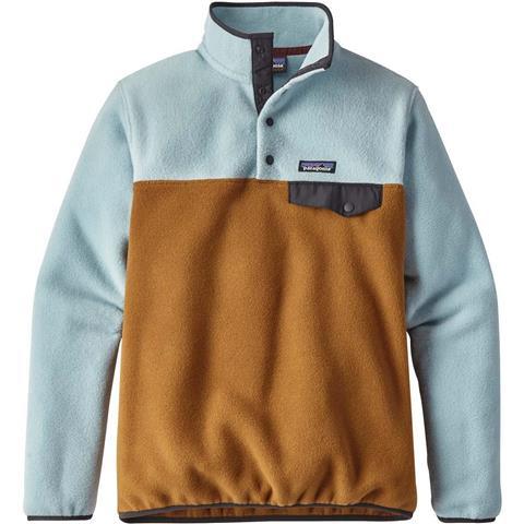 Patagonia Lightweight Synchilla Snap T Pullover Womens