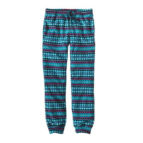 Patagonia Micro D Snap T Bottoms Girls