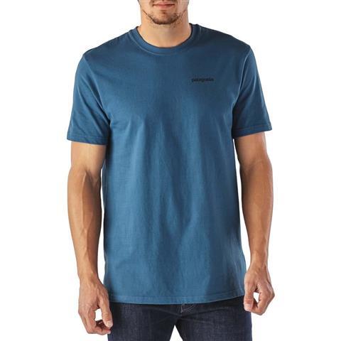 89915231cd9 Patagonia P-6 Logo Cotton T-Shirt - Men s