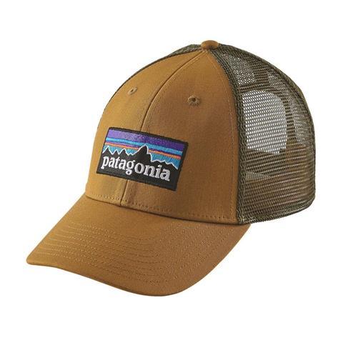 Patagonia P 6 Logo Lopro Trucker Hat Mens