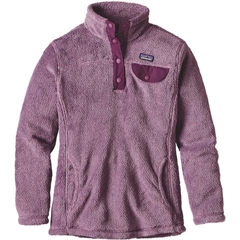 Patagonia Re Tool Snap T Pullover Girls