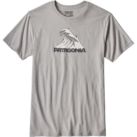 Patagonia Snow Surf Cotton/Poly T-Shirt - Men's