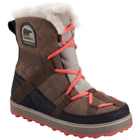 Sorel Glacy Explorer Shortie Boots Womens