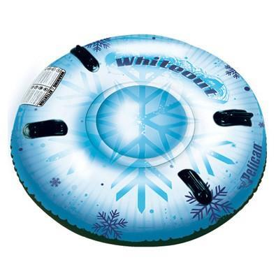 Pelican Whiteout Inflatable Sled