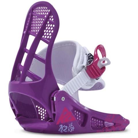 K2 Lil Kat Snowboard Bindings Girls