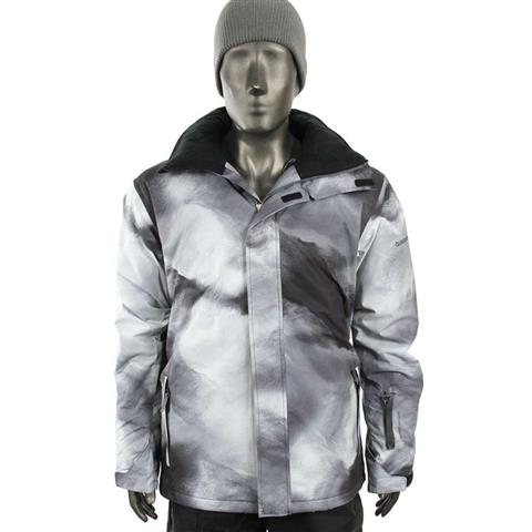 Quiksilver Travis Rice Mission Printed Jacket Mens