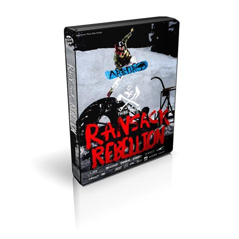 Ransack Rebellion DVD