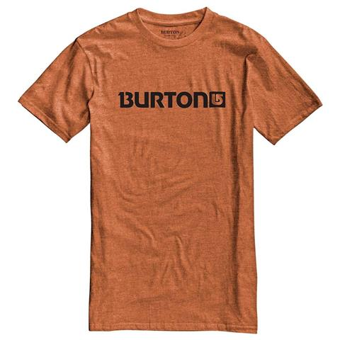 Burton Logo Horizontal Recycled Short Sleeve Tee Mens