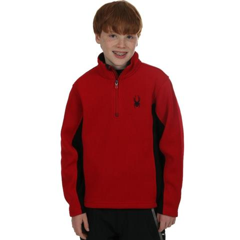 Spyder Core Sweater Fleece T Neck Boys