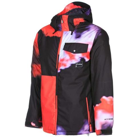 Volcom Discourse Insulated Jacket Mens