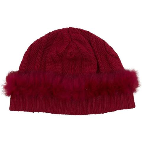 Nils Hat with Fur Womens