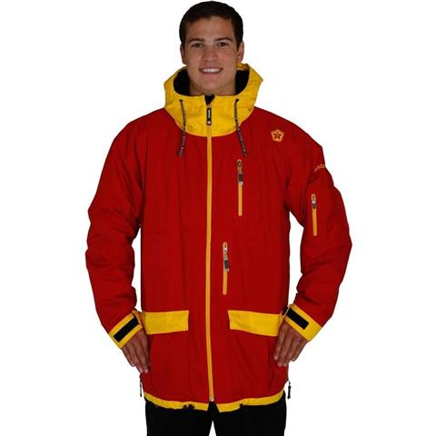 Sessions Form Jacket Mens