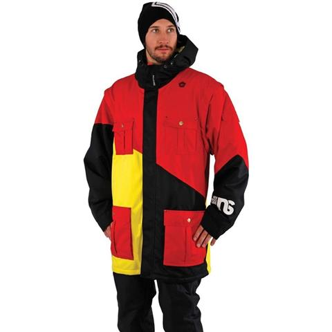 Sessions Newschoolers Jacket Mens