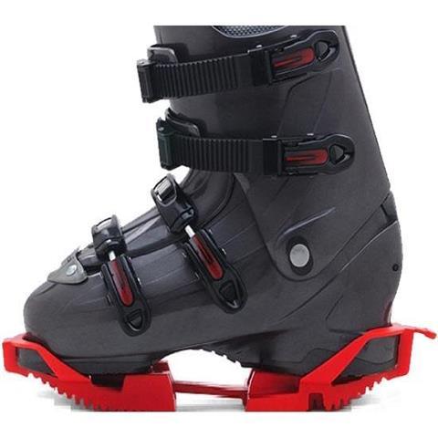 Ski Skootys Slip on Ski Boot Rocker Sole