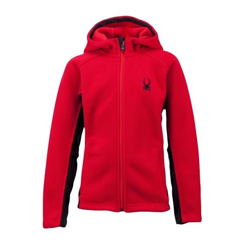 Spyder Core Full Zip Midweight Hoody Sweater Boys