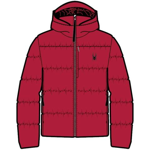 Spyder Mini Noatak Reversible Down Jacket Boys