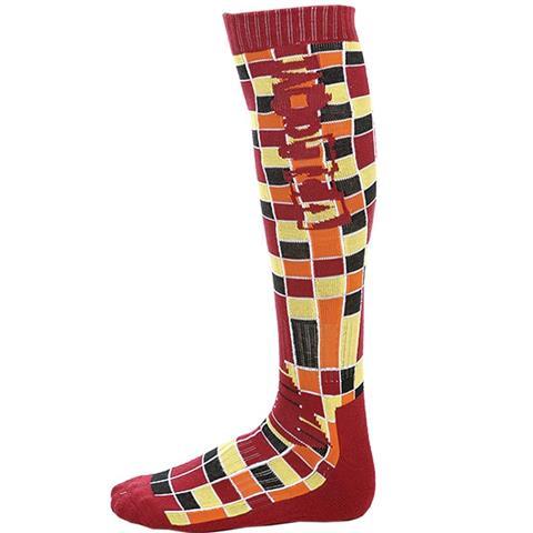 Volcom Blocks Acrylic Sock Mens