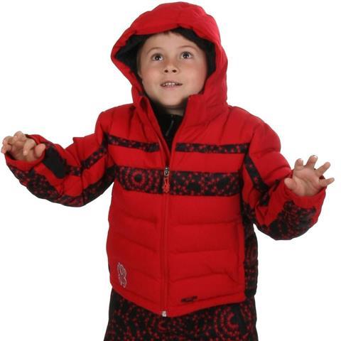 Spyder Mini Puff Jacket Boys