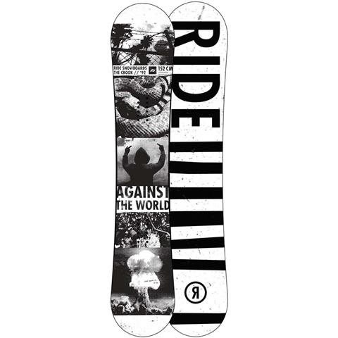 Ride Crook Snowboard Mens