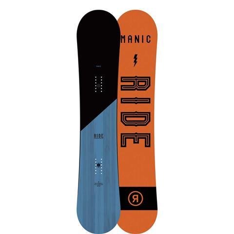 Ride Manic Wide Snowboard Mens