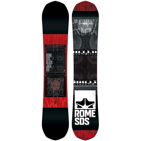 Rome Blackjack Snowboard Mens