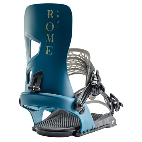 Rome Crux Snowboard Bindings - Men's