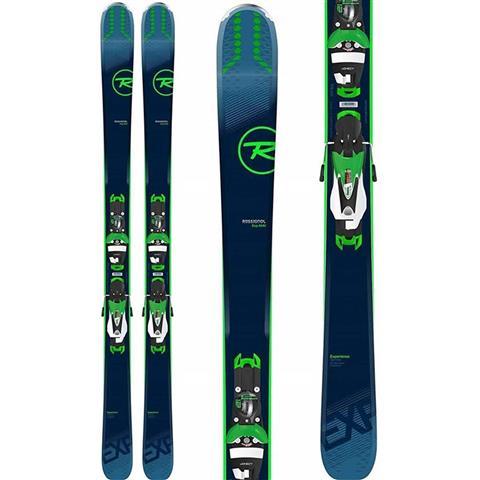 Rossignol Experience 84 AI Skis + SPX12 Konect Bindings Mens