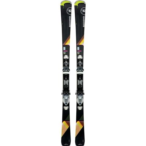 Rossignol Famous 10 Skis with NX 12 Dual WTR Bindings - Women's