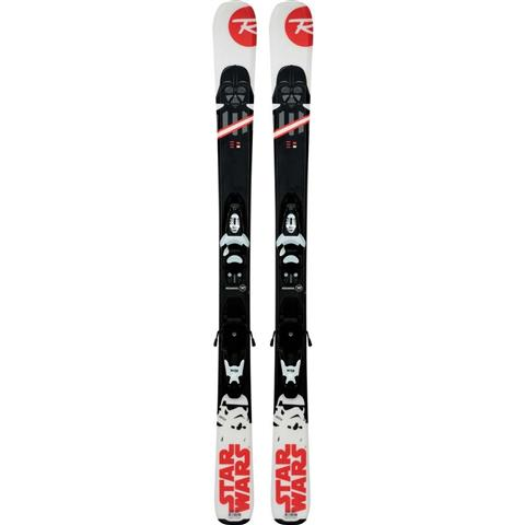 Rossignol Star Wars Skis with Kid X 4 Bindings Youth