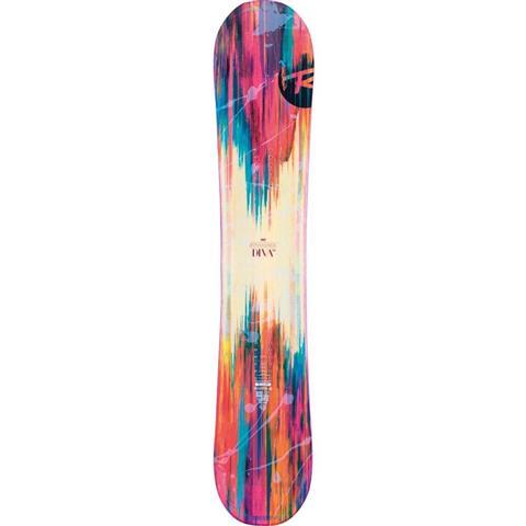 Rossignol Diva Magtek Snowboard Womens