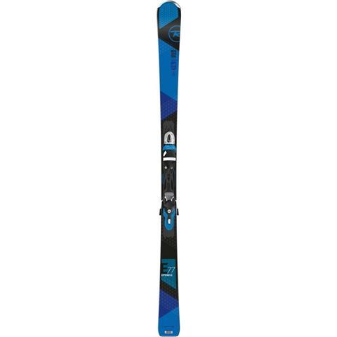 Rossignol Experience 77 Skis with Xelium 110 Bindings Mens