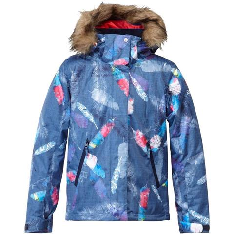 Roxy American Pie Jacket Girls