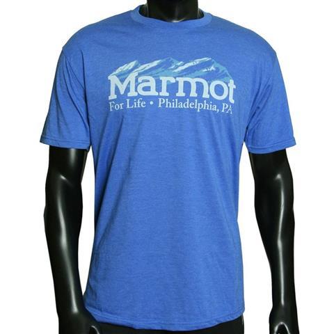 Marmot For Life Philadelphia Tee Mens