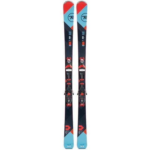 Rossignol Experience 88 HD Skis with SPX 12 Konect Dual WTR Bindings Mens