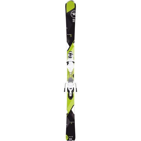 Rossignol Temptation 75 Dark with XPRESS 10 Bindings Womens