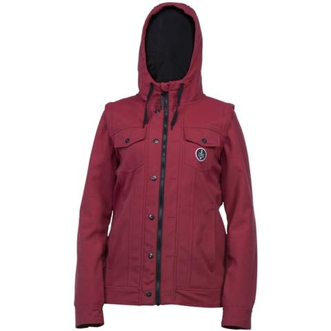 Ride Haller Jacket Womens