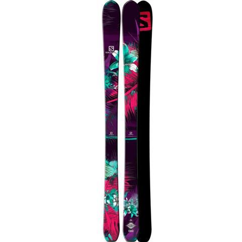 Salomon Q 88 Lux Skis Womens