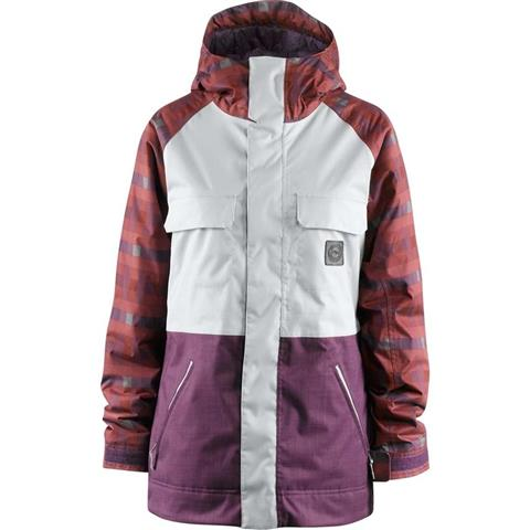 Foursquare Crush Jacket Womens