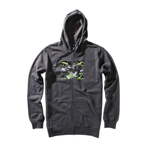 DC Snow Star Full Zip Hoodie - Men's