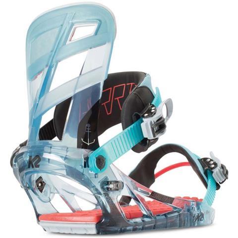 K2 Hurrithane Snowboard Bindings Mens