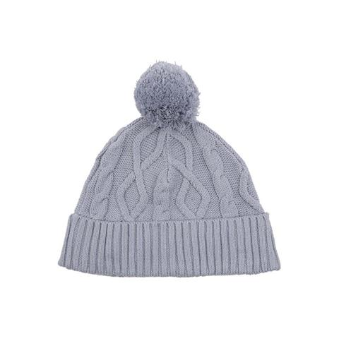 Nils Knit Pom Pom Hat - Women's